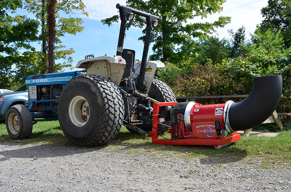 Pto Blowers For Tractors : Pto buffalo turbine