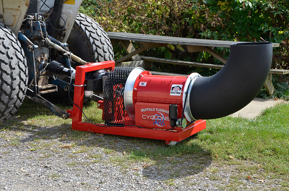 Pto Blowers For Tractors : Pto blowers buffalo turbine