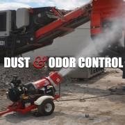Dust Control Odor Control