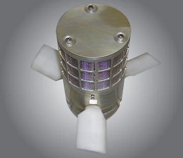 Gyratory Atomizing Nozzle