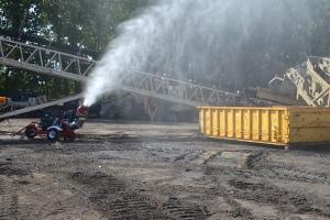 Gas Dust & Odor Control