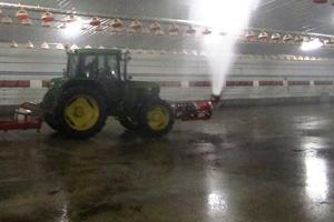 PTO Dust & Odor Control