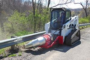 Hydraulic Debris Blower
