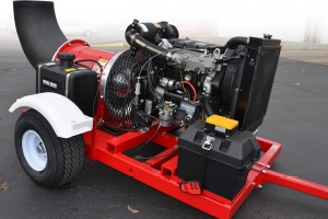 Tow Behind Cyclone Diesel